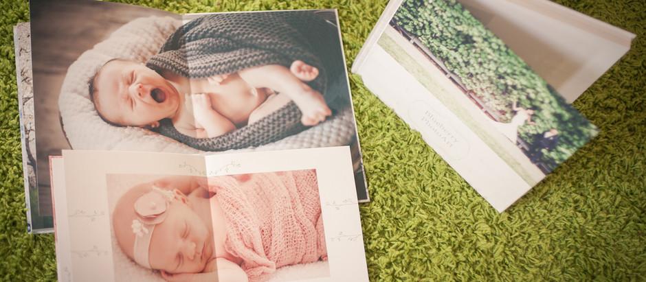 Fotobücher von Saal Digital