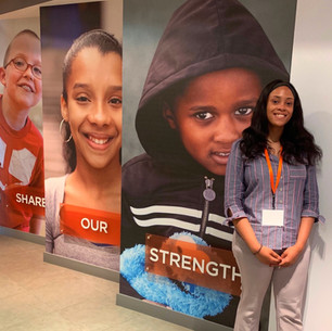 ENRICHMENT PAIRED WITH FIGHTING HUNGER:  A WORD FROM SUMMER INTERN EMERODE