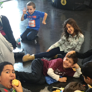 ORANGE COUNTY PARKS & RECREATION BEGINS SERVING AFTERSCHOOL SUPPERS AT FOUR SITES THROUGH SECOND