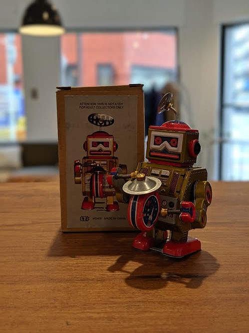 ドイツみやげのロボット1号
