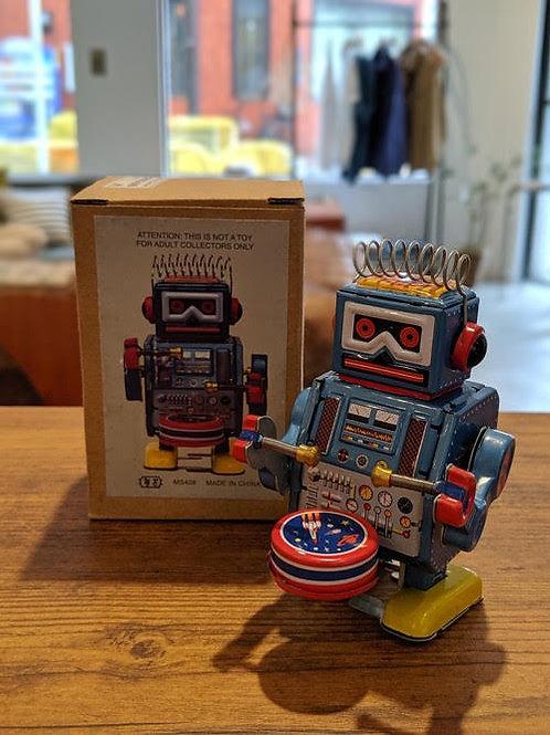 ドイツみやげのロボット2号