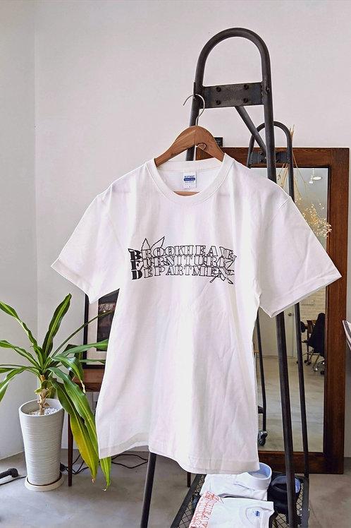 オリジナルTシャツ ホワイト×スミロゴ