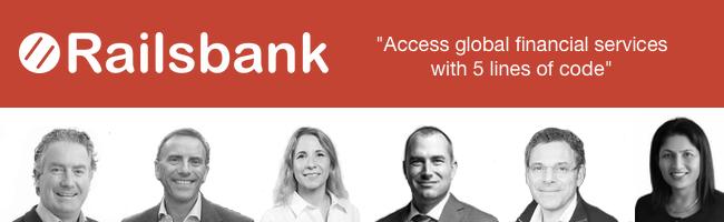 Railsbank Creates Epic Board