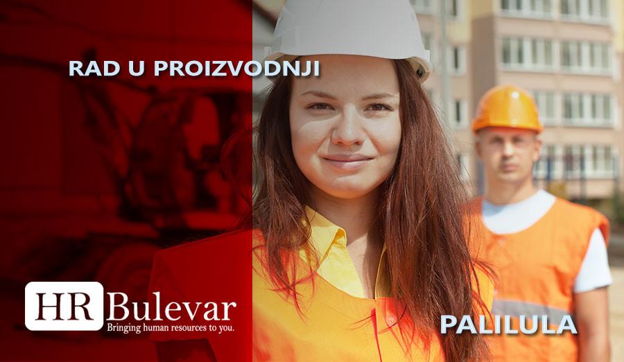 Pomocni radnici u proizvodnji, Pomocni radnik, vozdovac poslovi, poslovi, posao