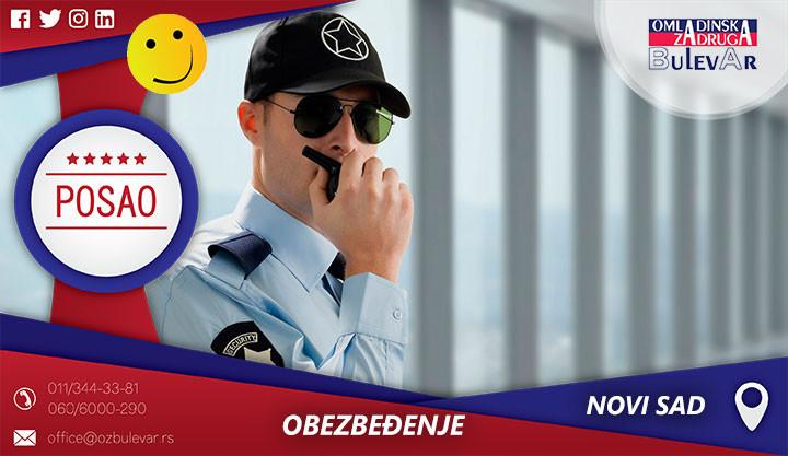 Obezbedjenje Novi Sad