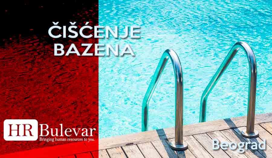 HR Bulevar, Poslovi Bulevar, Beograd, hotel, čićenje bazena, bazen