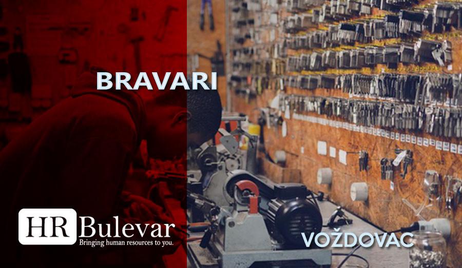Beograd, Leštane, Bravar, Zavarivač
