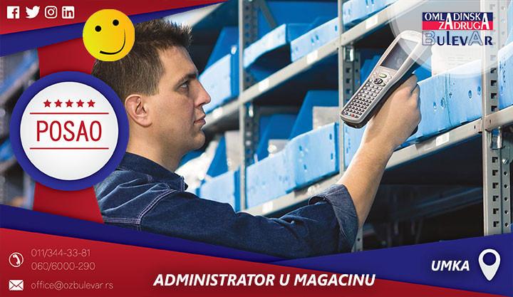 Oglas za posao, Zarkovo, poslovi Umka, proizvodnja