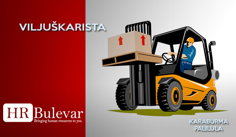 HR Bulevar, Poslovi Bulevar, Beograd, viljuškaristi, viljuškarista, Karaburma
