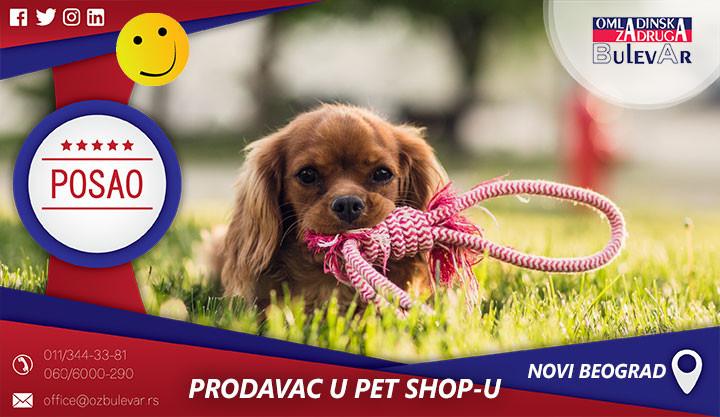 Poslovi preko omladinske zadruge, Omladinska zadruga, Studentska, zadruga Beograd, prodavac,pet shop