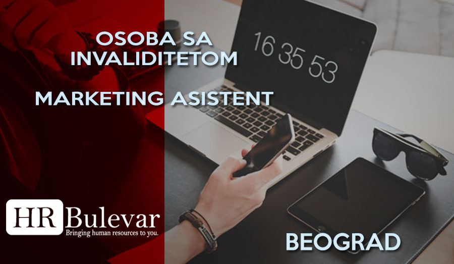 HR Bulevar, Poslovi Bulevar,Beograd, FACEBOOK MARKETING ASISTENT