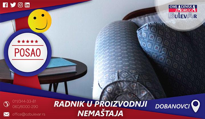 Poslovi preko omladinske zadruge, Omladinska zadruga, Studentska, zadruga Beograd, radnik u proizvodnji nameštaja