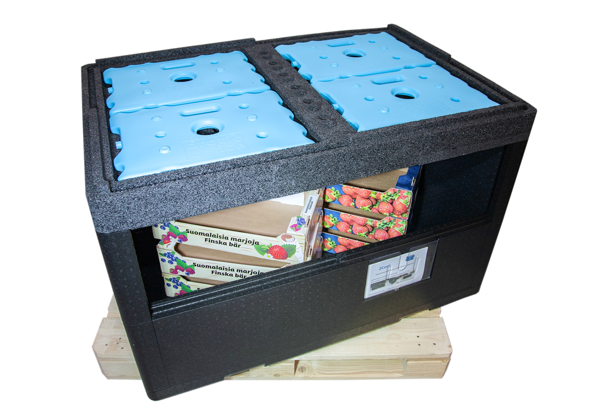 Assembled Thermo Pallet