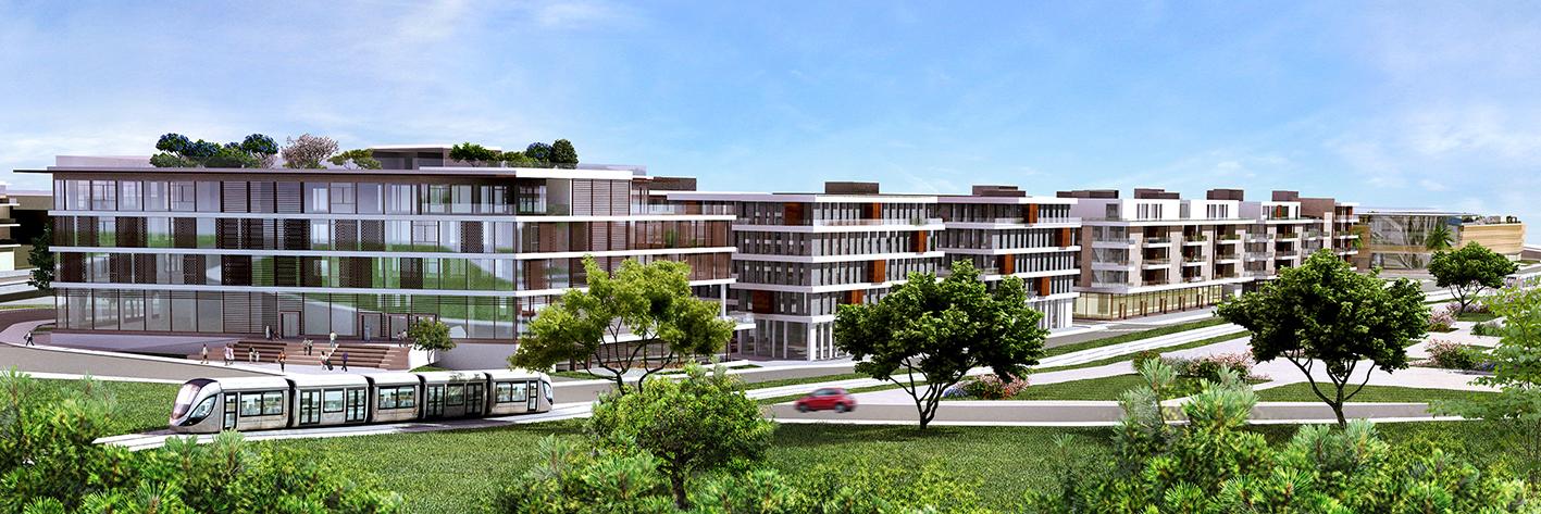 Clinica, Terziario, Residenziale