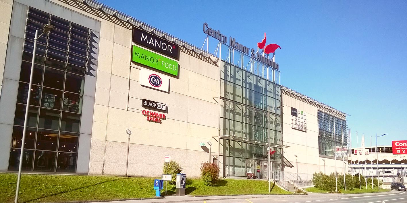 Centro Manor S.Antonino