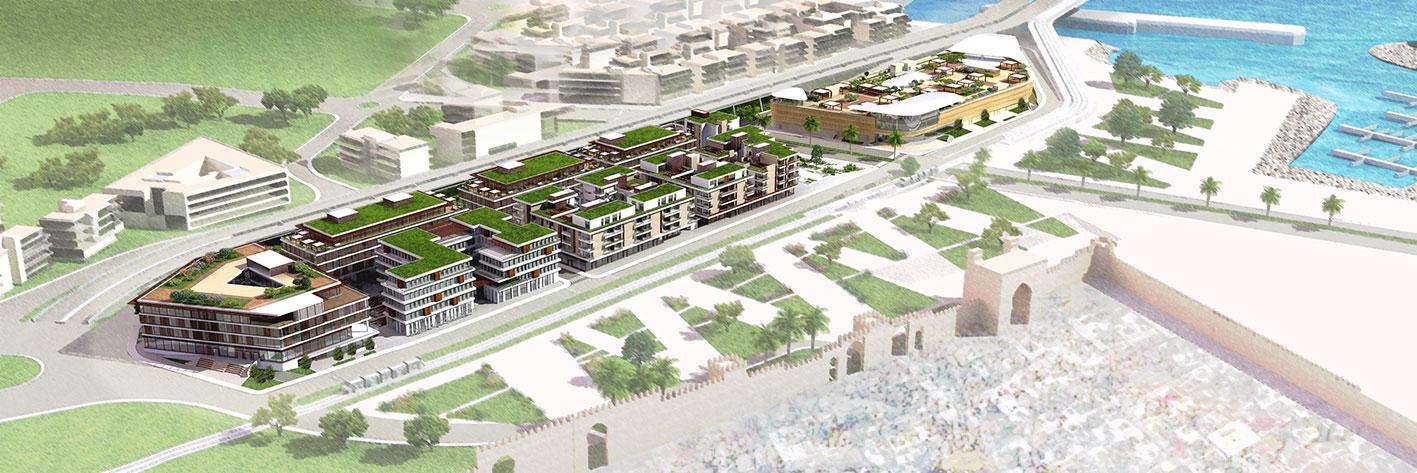Marina City Life: il progetto