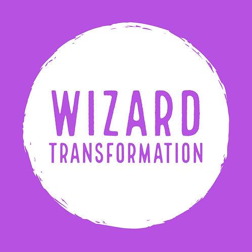 Wizard Transformation
