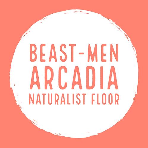 Beast-men Arcadia Naturalist Floor