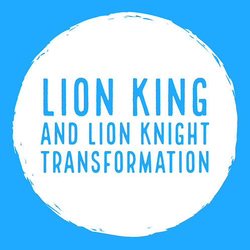 Lion King and Lion Knight Transformation