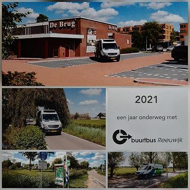 Kalender Buurtbus Reeuwijk