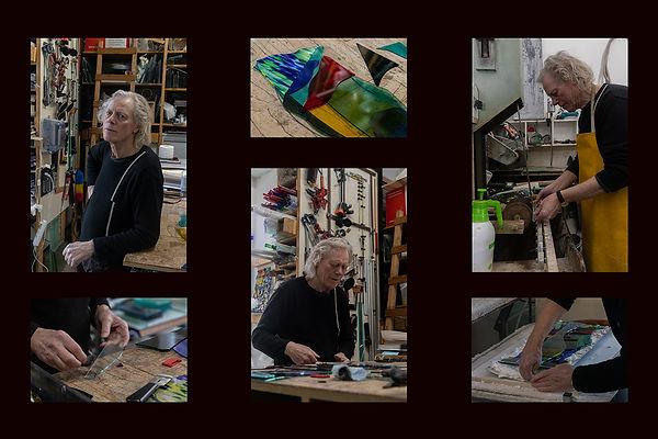 Frank Biemans Glaskunstenaar