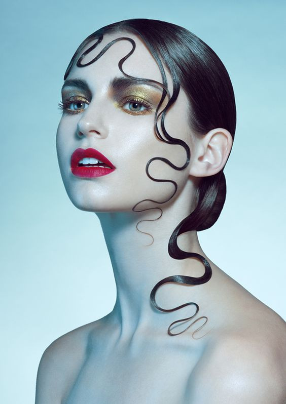 Beauty Editorial Example
