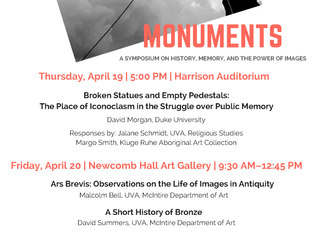 Focus on Confederate monuments