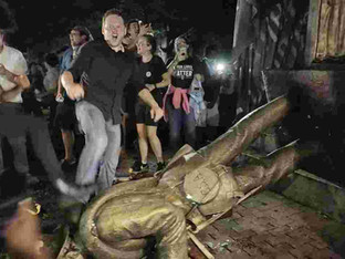 "What happened to ""Silent Sam"" speaks volumes"