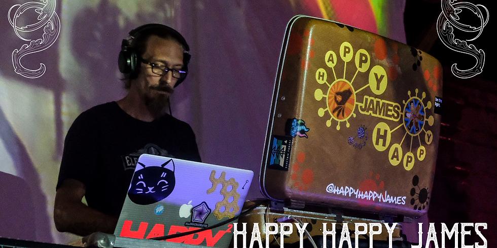 DMO COBB / Happy Happy James / Mr. & Mrs.