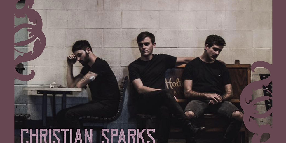 Christian Sparks & The Beatnik Bandits / The Refrains / Shy Beast