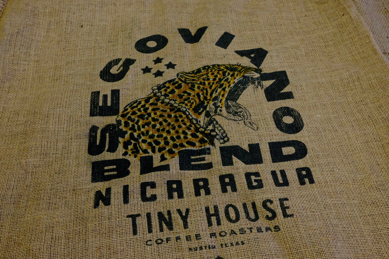 We proudly support Tiny House Coffee (Buda)