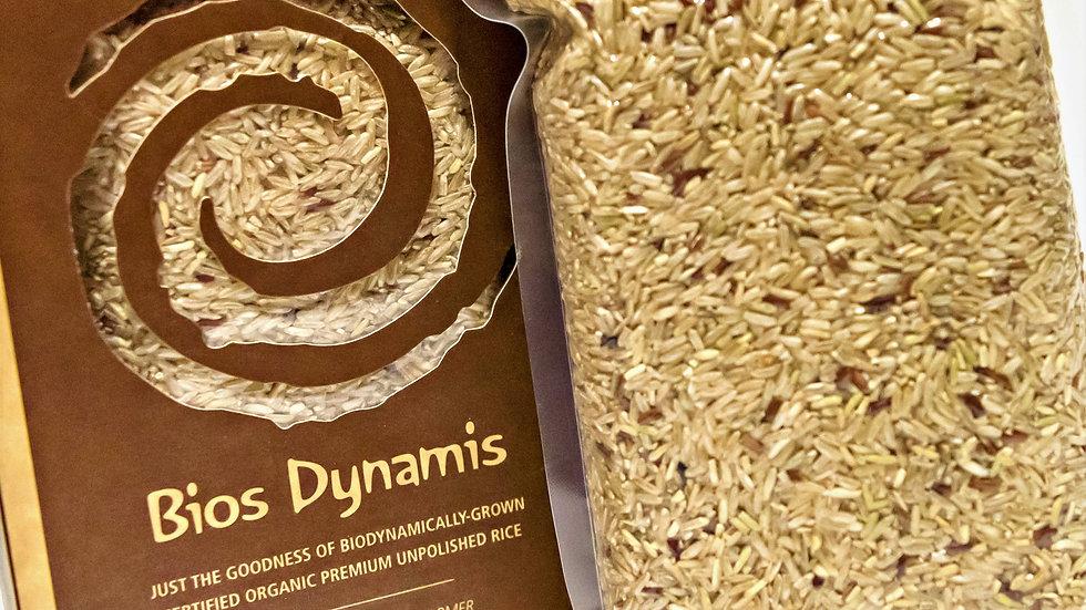 Certified Organic BROWN Rice