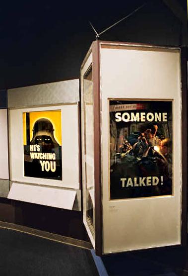 Propaganda Poster Exhibit