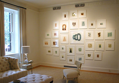 Picture Frame Gallery Wall