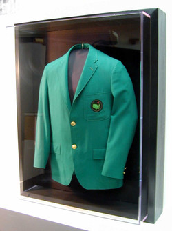 Display for Master's Jacket
