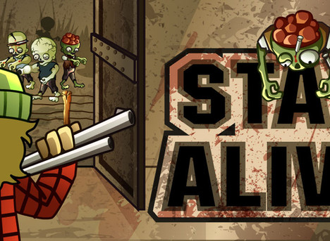 Download our brand New Game Stay Alive