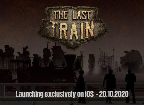 The Last Train is coming soon on iOS