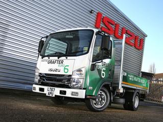 Isuzu Truck UK visit HBS