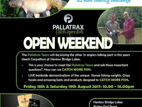 Pallatrax Open Day