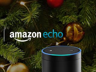 WIN an Amazon Echo at HBS