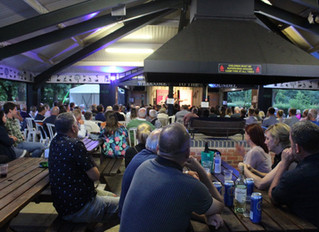 Henlow Building Supplies Comedy Night