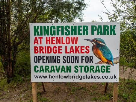 Kingfisher Park Caravan Storage Opens
