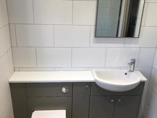 R2 Bathroom Makeover