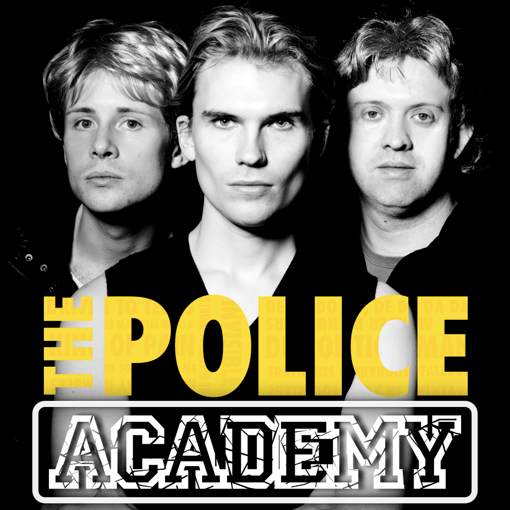 The Police Academy tribute band