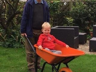 Wheelbarrow Competition Winner