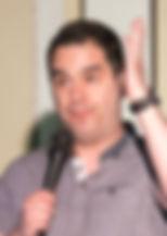 Paul Revill Comedy Compere MC