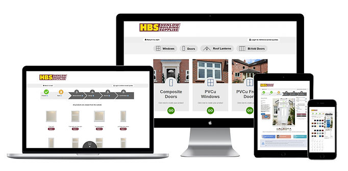Henlow Building Supplies Configurator Gr