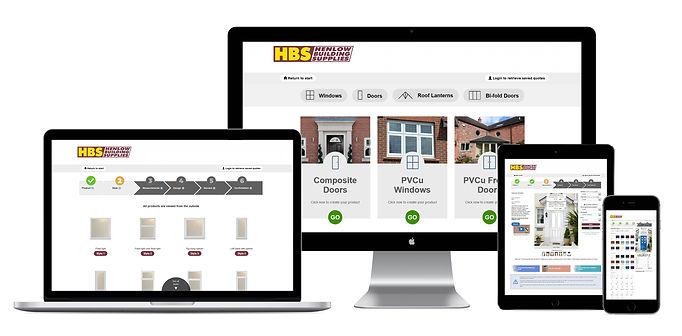 Henlow Building Supplies Configurator Gr