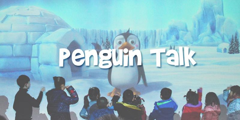 Penguin Talk