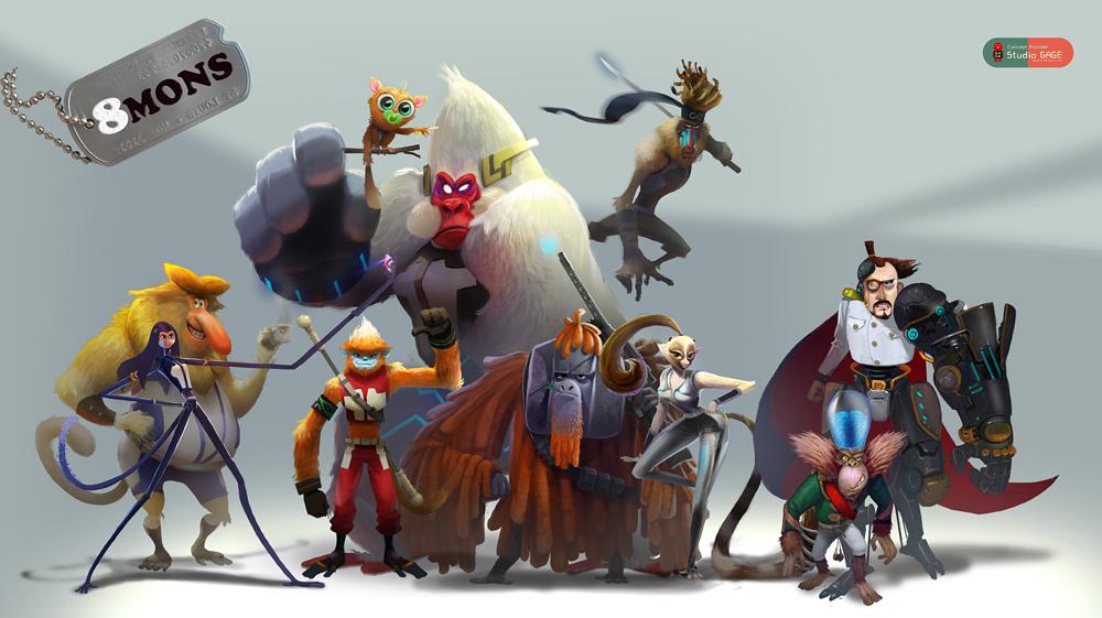 8Mong_Characters